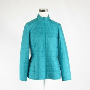 Doncaster turquoise blue coat 2